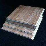 plancia di legno di plastica WPC della pavimentazione antisdrucciolevole di 6.0mm