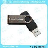 Oferta promocional quente todos os negros torça a unidade USB de 8 GB (ZYF1812)