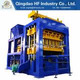 아프리카를 위한 Qt10-15 콘크리트 블록 생산 공장을 값을 매긴 기계에 자동적인 구체적인 덮개 구획 벽돌