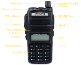 Baofeng uv-82 de Dubbele Walkie-talkie van de Radio's 137-174/400-520MHz van de Band VHF UHF Bidirectionele