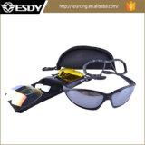 C4 Policarbonato Óculos Táctica militar de óculos de protecção
