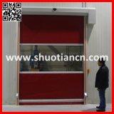 Laminación rápido de alta velocidad de obturación automática de la puerta (ST-001).