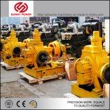 6pouce de la pompe à eau Diesel 50kw pour la livraison des eaux usées