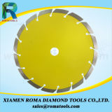 다이아몬드는 Romatools에서 분단된 잎을%s 톱날을