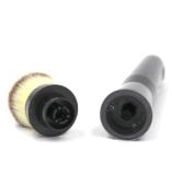 Pulitore di spazzola automatico materiale elettrico automatico di trucco dell'ABS + dell'animale domestico del pulitore di spazzola di trucco