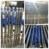 パキスタンのための4stm3/7ステンレス鋼の試錐孔の浸水許容ポンプ