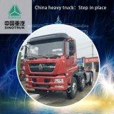 ダンプトラックHOWO Dm5gの大型トラック340 HP 6X2のトラクター