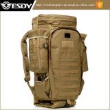 paquet multifonctionnel de sac de grande capacité de sac à dos tactique de combinaison de 5-Colors Esdy