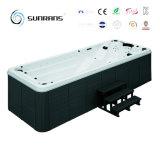 Sunrans 최신 판매 새로운 디자인 유용한 휴대용 제트기 분사구 수영풀