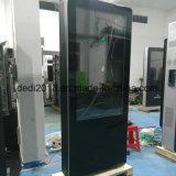 Melhor Venda HD 55 polegadas LCD Digital Signage da máquina de publicidade exterior