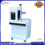 Engraver del laser della fibra della Tabella per ferro