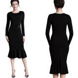 Signora elegante Working Dresses dell'ufficio di Forever del vestito piacevole da Bodycon