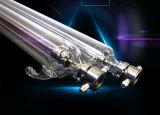 Tubo di punta Rated rivestito del CO2 130W 150W di garanzia 1650X80mm di tecnologia 10months