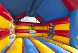 Casa de gorila inflable Castillo Pirata para niños CB0701