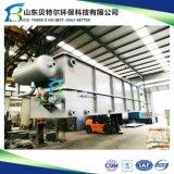 下水または排水処理機械のための分解された空気浮遊