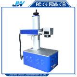 Acier inoxydable/carbone/STEEL/fer à repasser/aluminium/cuivre/laiton/Métal/machine de marquage au laser à fibre mini portable
