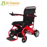 신체 장애자를 위한 지적인 실내 옥외 휴대용 힘 전자 휠체어