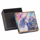 Papel para impressão a cores personalizadas de embalagens rígidas de papelão com caixa de Vinho