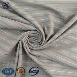 Bande élastique plaine de nylon teint terne Élasthanne tissu pour les sous-vêtements