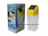 Lanterna Solar Luz 360 graus para estudo