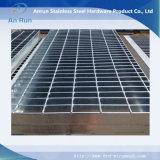 Barra de aço galvanizado médios quente chiadeira com a norma ISO9001:2008