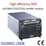 Module redresseur 48VDC 50A avec une large tension d'entrée (85V-290V)