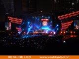 Reshine P3.91 실내 임대료 LED 영상 벽, 임대 발광 다이오드 표시