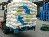 1200*1000 geschikt voor Al Plastic Pallet van het Netwerk van de Plicht van de Voorwaarde Middelgrote op Bevordering