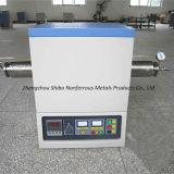 Four à vide tubulaire CD-1400g pour analyse chimique