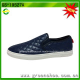 Pattini casuali della scarpa da tennis dei fannulloni di prezzi poco costosi all'ingrosso per gli uomini