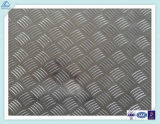 Stucco em relevo Padrão Checkered Placa de alumínio / alumínio para ferramentas / edifícios de trânsito