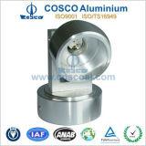 Perfil de alumínio da iluminação do diodo emissor de luz com ISO9001; Ts16949 Certificated