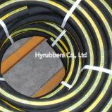 Het industriële Rubber zandstraalt de Indruk van de Doek van de Schuring van de Slang