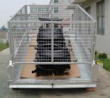 Reasonable Price (SWT-HTT95)の中断Tipping Utility Box Full Trailer