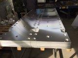 Punzonadora de la torreta del CNC para el proceso del acoplamiento/el precio de las naves