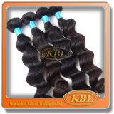 Оплетка вязания крючком человеческих волос 100% Unprocessed бразильская