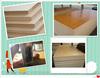 家具および装飾のための明白な削片板か未加工削片板の/Melamineの削片板