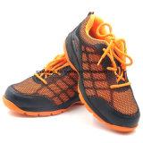 Ботинки безопасности пальца ноги Kpu верхние стальные с высоким качеством
