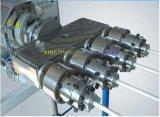 Tubo de PVC doble línea de producción/Extrusión de tubo de PVC de Doble/Twin/máquina extrusora de tubería de PVC tubos