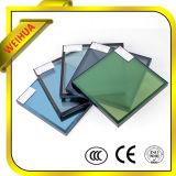 Weerspiegelend Gekleurd Aangemaakt laag Geïsoleerde Glas voor de Bouw van Venster