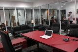 Cloison de séparation en verre de bureau pour le bureau, salle de réunion, salle de conférence, salle d'exposition