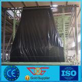 HDPE Geomembrane della materia prima di larghezza di 6m per uso del materiale di riporto