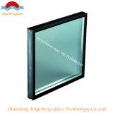 建築材料ガラスカーテン・ウォールのまたは平らな、曲げられた絶縁されたガラスか二重ガラス10m