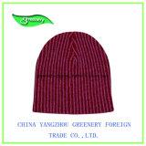 2017 moda promocional sin tejido bordado Beanie Hat