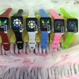 Fshion BluetoothのSIMのカードスロットA1が付いているスマートな腕時計の電話