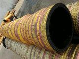Acqua/olio della fabbrica/sabbia/residui flessibili/tubo flessibile di dragaggio della gomma di aspirazione