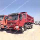 무거운 팁 주는 사람 스리랑카를 위한 앞으로 덤프 트럭