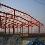 Atelier commercial de structure métallique de lumière de section de H avec 50 ans de Gurantee