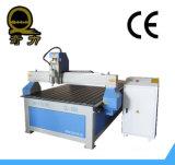 máquina de gravura de madeira do CNC da máquina do CNC Rouer da única cabeça do eixo 3kw
