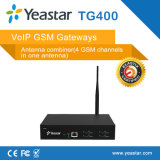 Yeastar VoIP Gateway GSM de 4 canales con 4 tarjeta SIM para Terminal GSM